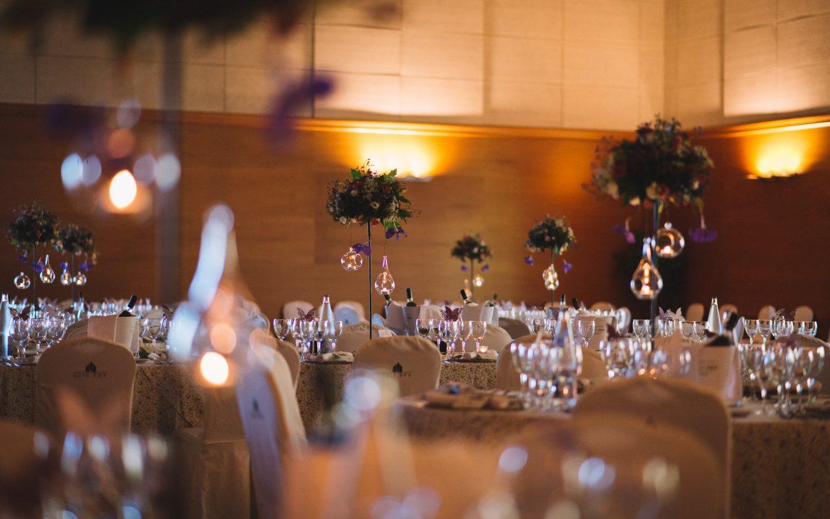 Adornos y decoración para bodas