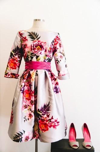 Vestido para invitada de boda