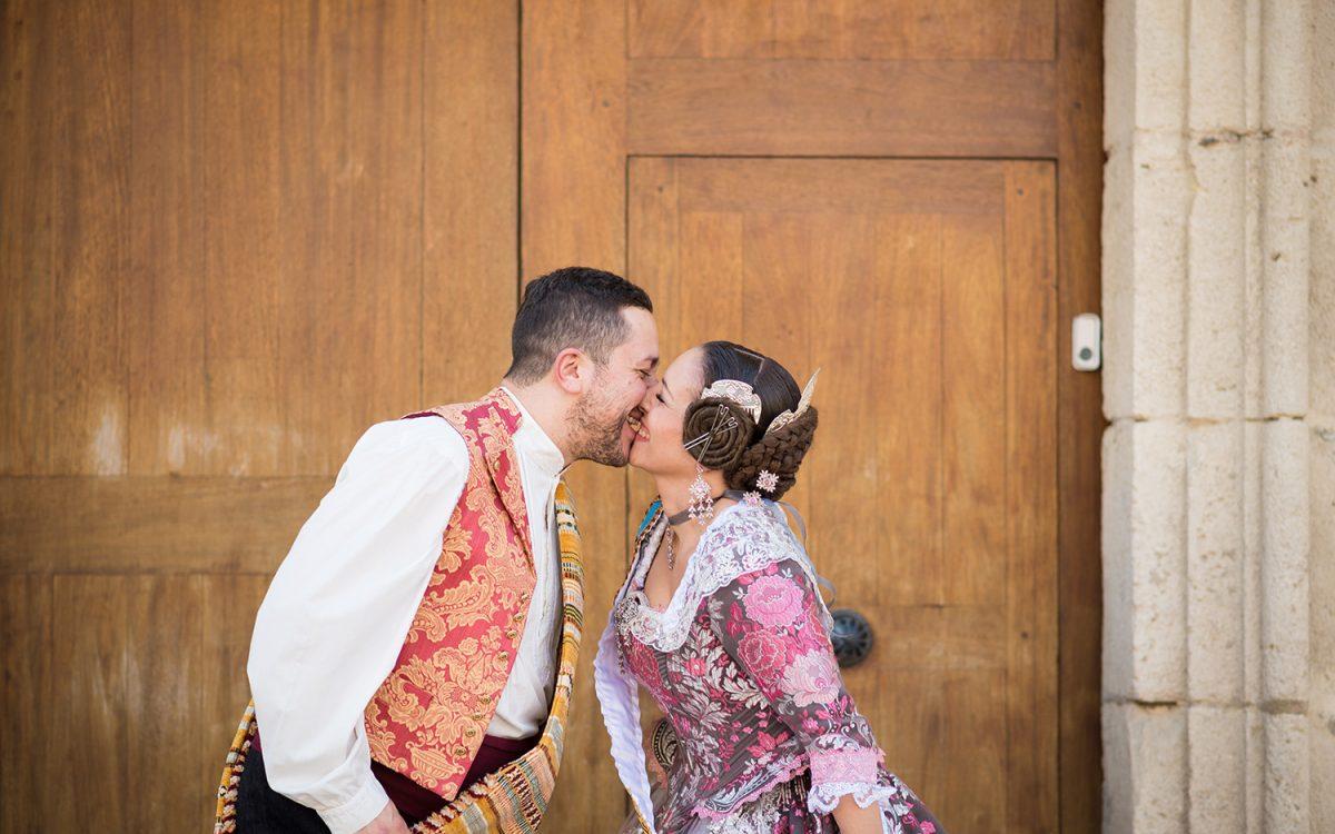 R+S · Pre-boda fallera en Valencia