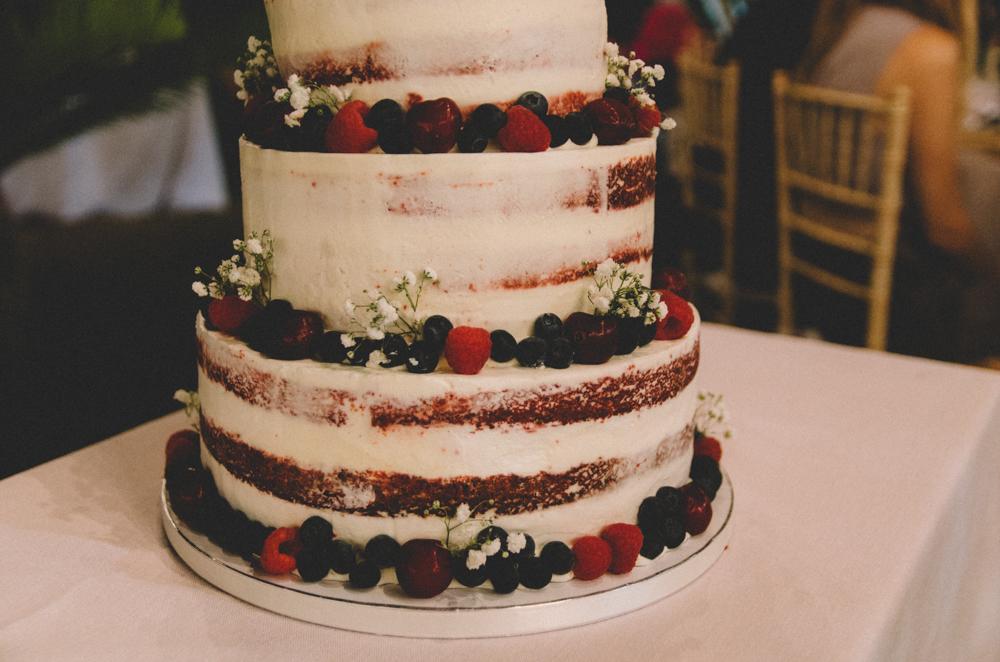 Tipos y estilos de tartas de boda