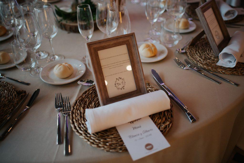 Papelería para bodas