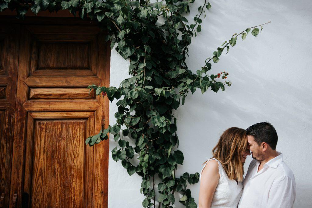 Post boda en Altea