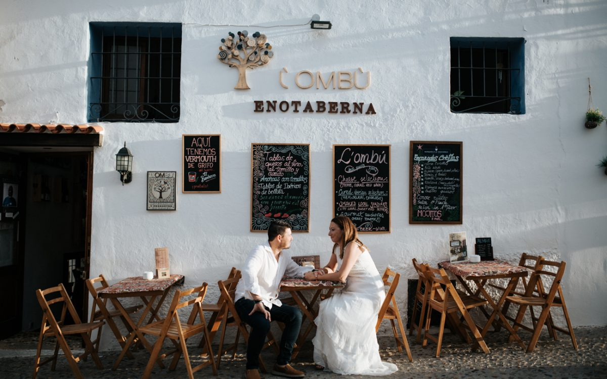 M+J · Post boda en Altea