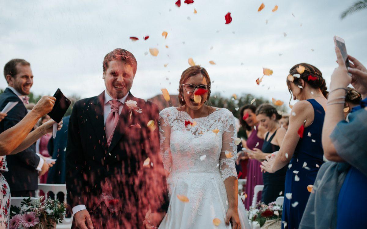B + M · Wedding in Jardines la Hacienda