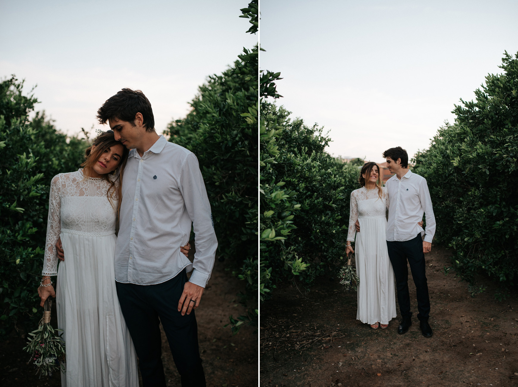 Elopement in Valencia