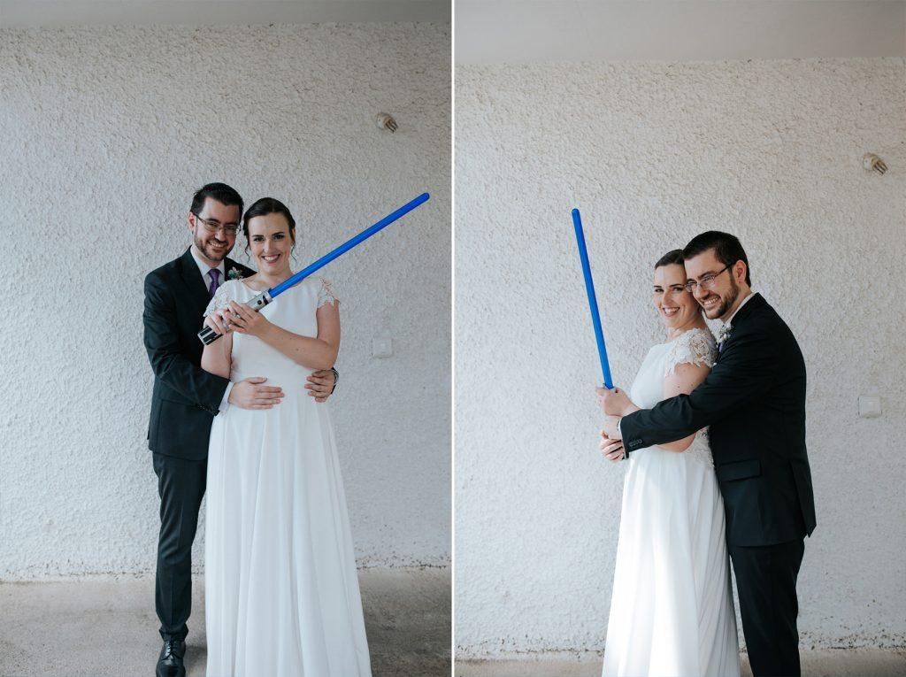 Boda Star Wars Valencia