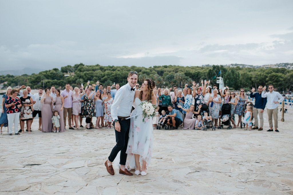 Wedding in Moraira (Spain)