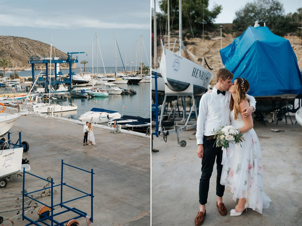 Wedding in Moraira (Spain)