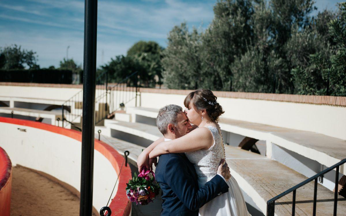 I + M · Wedding in Naquera (Valencia)