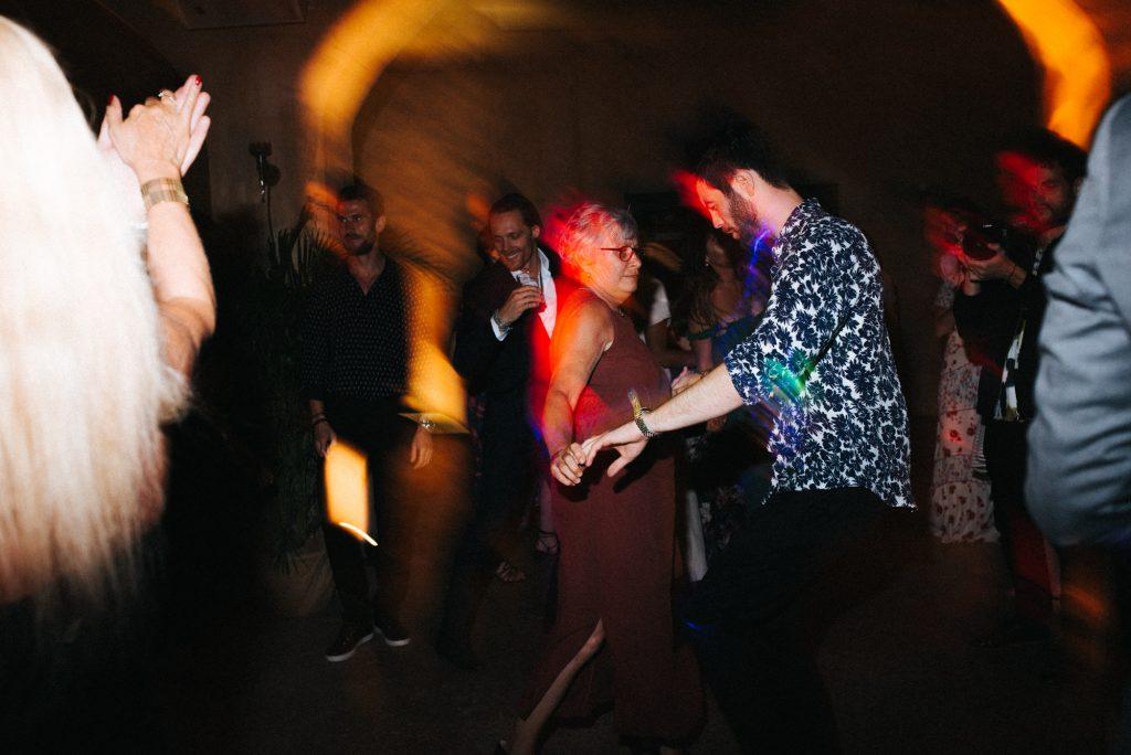 Sonido e iluminación para bodas