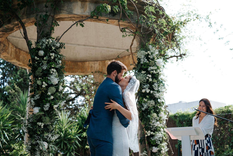 Casa Santonja wedding