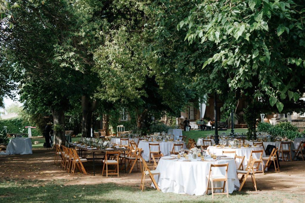 Masías para bodas
