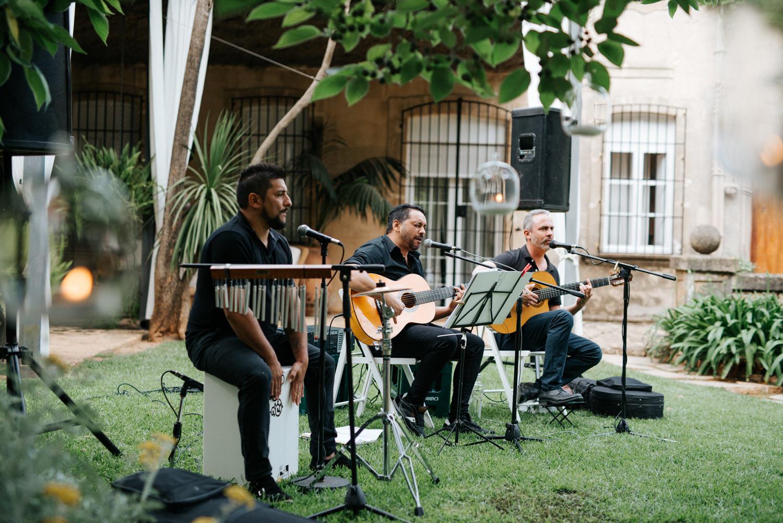 Flamenco Navarro band
