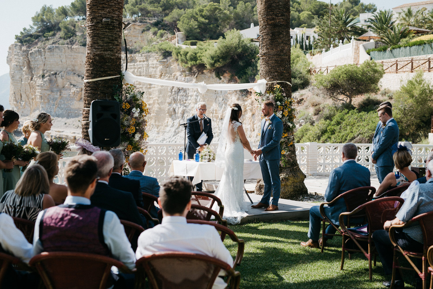Wedding at Casa Marina Suites (Benissa)