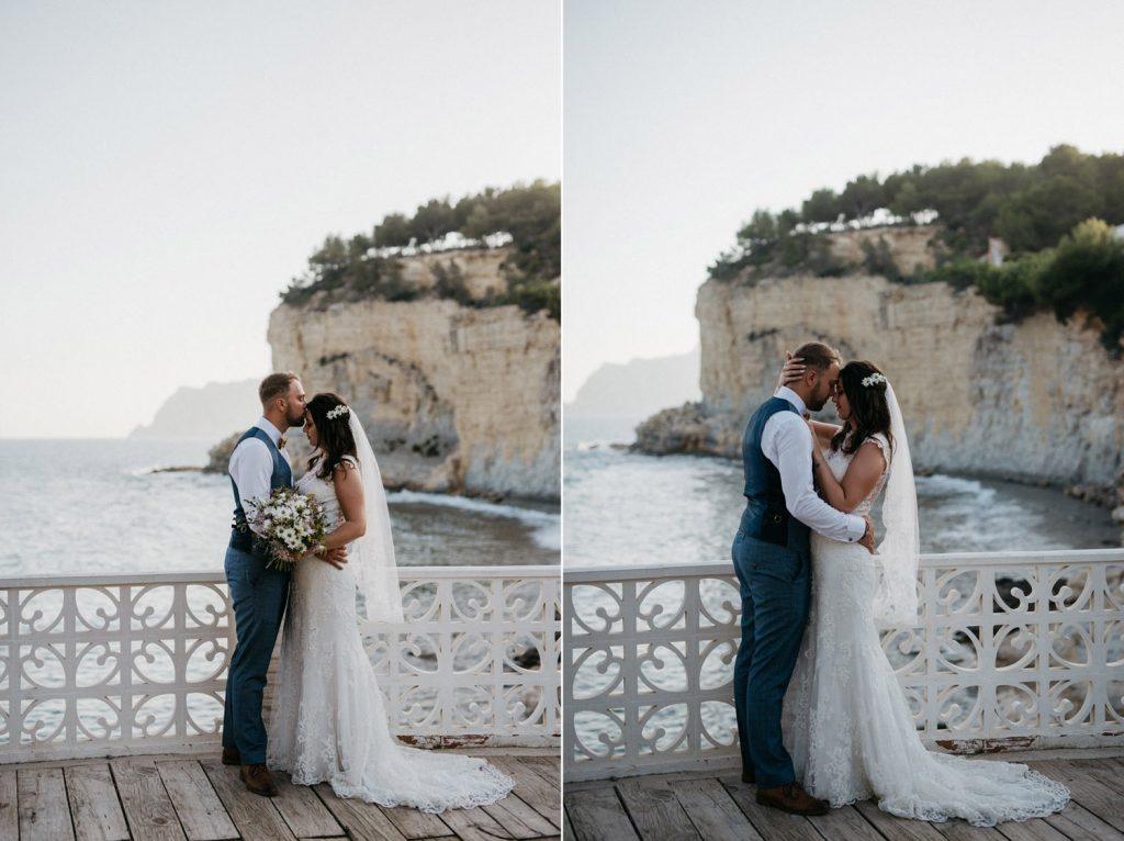 Getting married in Spain. Wedding in Benissa-Jávea (Spain)