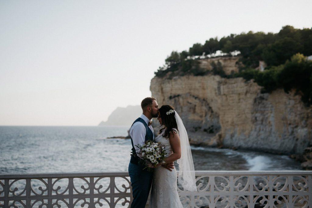 Costa Blanca weddings. Boda en Casa Marina Suites