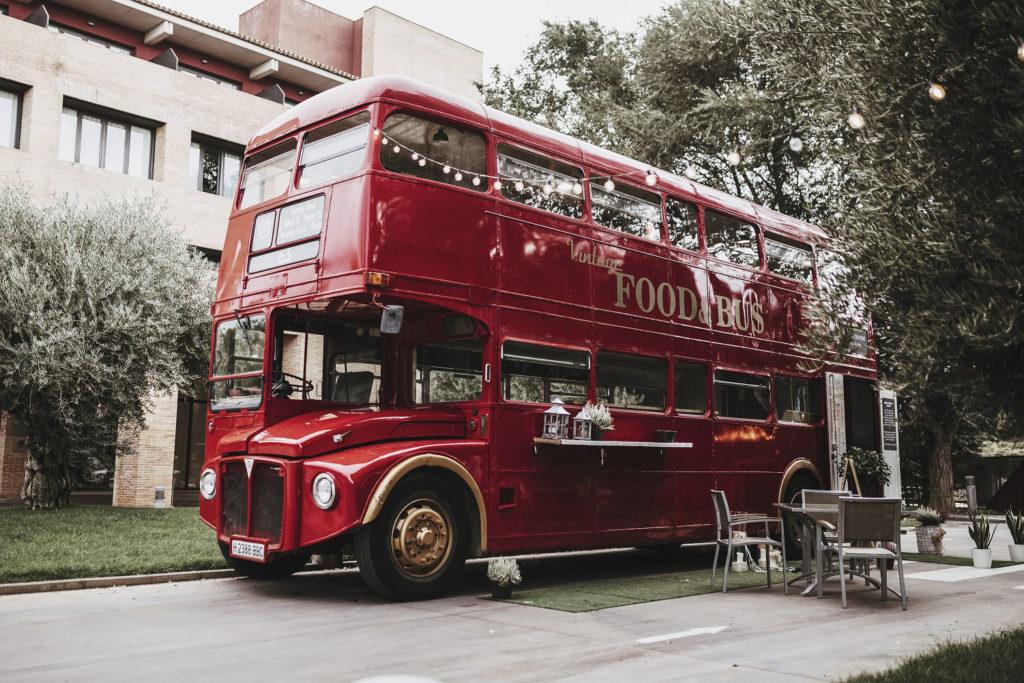 food truck para boda y catering para bodas