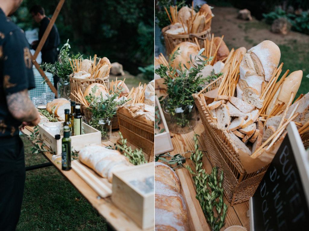 Cocktail, picoteo y mesa dulce para bodas