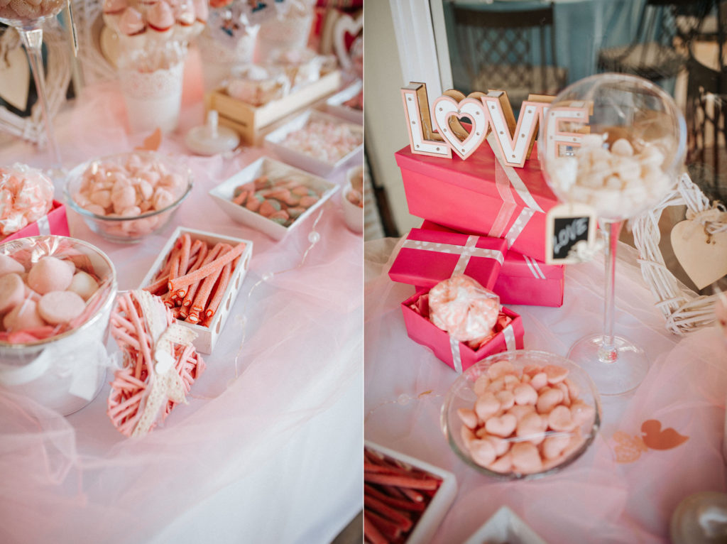 Mesa dulce, cocktail y picoteo para bodas